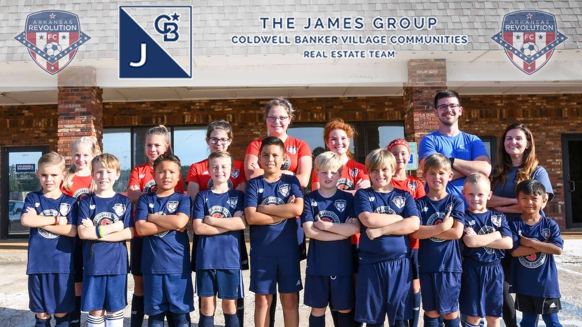 The James Group