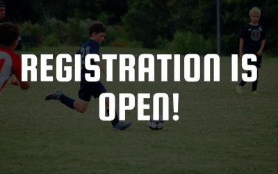 Registration is Open for the Spring Soccer Season